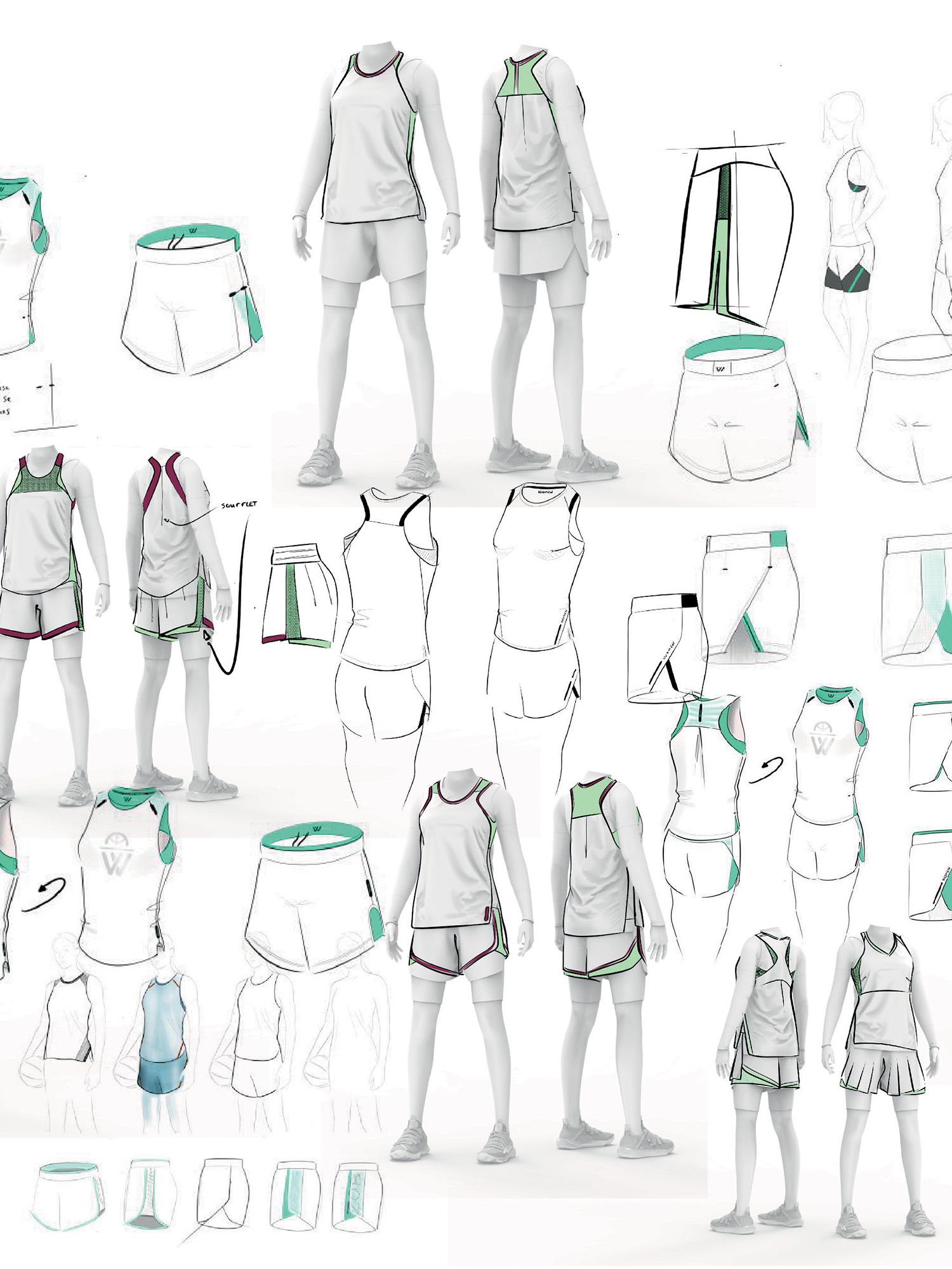 basketball jobs conception textile