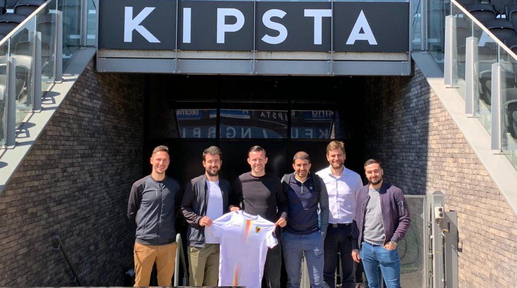 Kipsta KVO partnership football