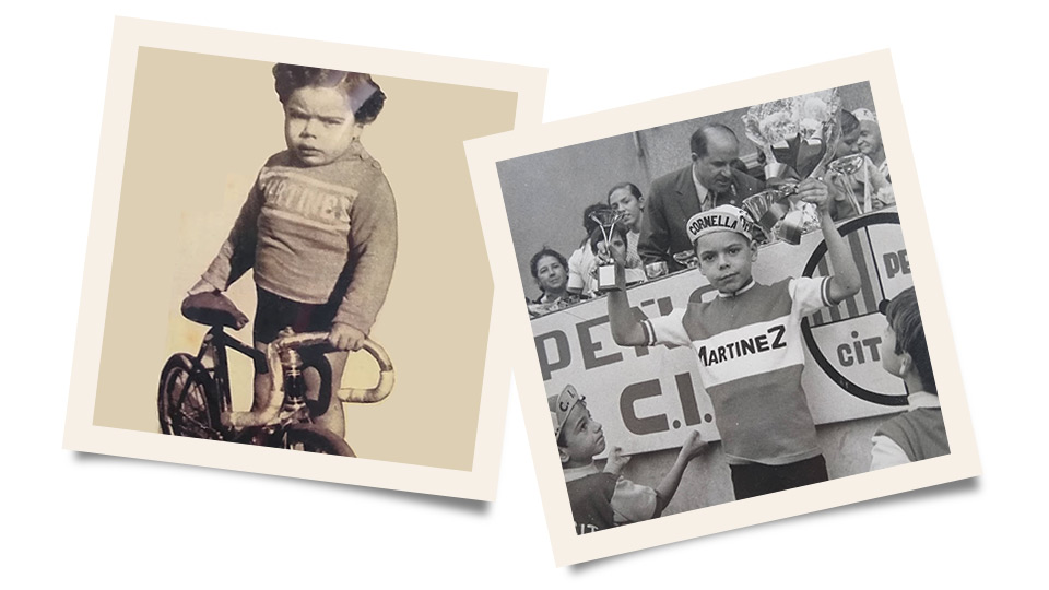 Cycling Passion Ricardo Childhood