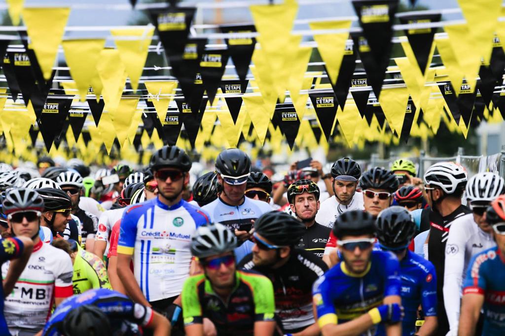 Pour les cyclosportifs, le monde entier est prétexte à belle échappée