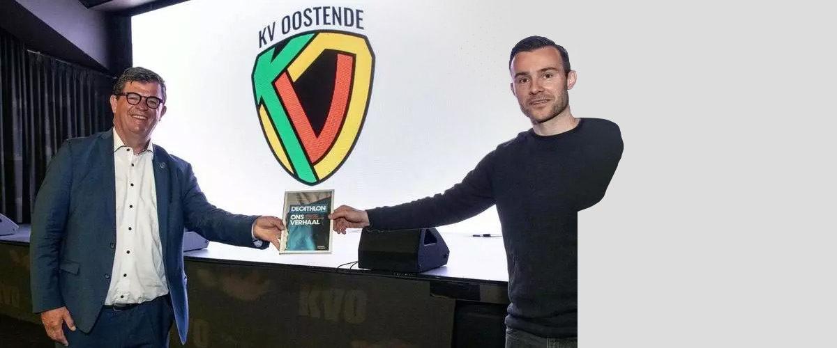 Football Kipsta KVO Ostende